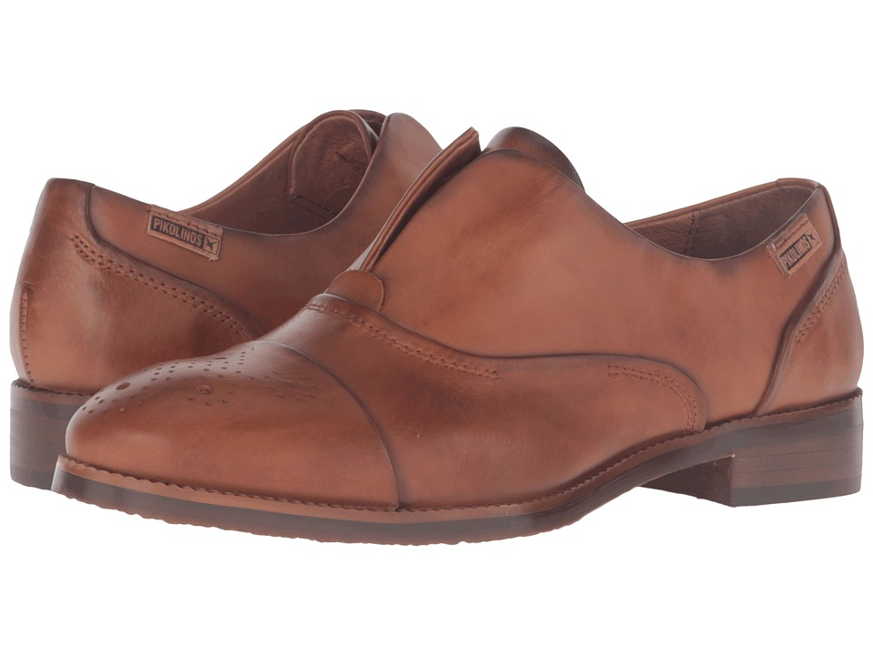 Pikolinos - Royal W4D-3601 (Brandy) Women's Shoes