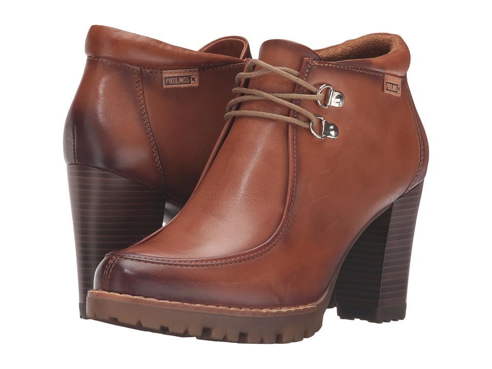 Pikolinos - Connelly W3E-7609 (Brandy) Women's Shoes