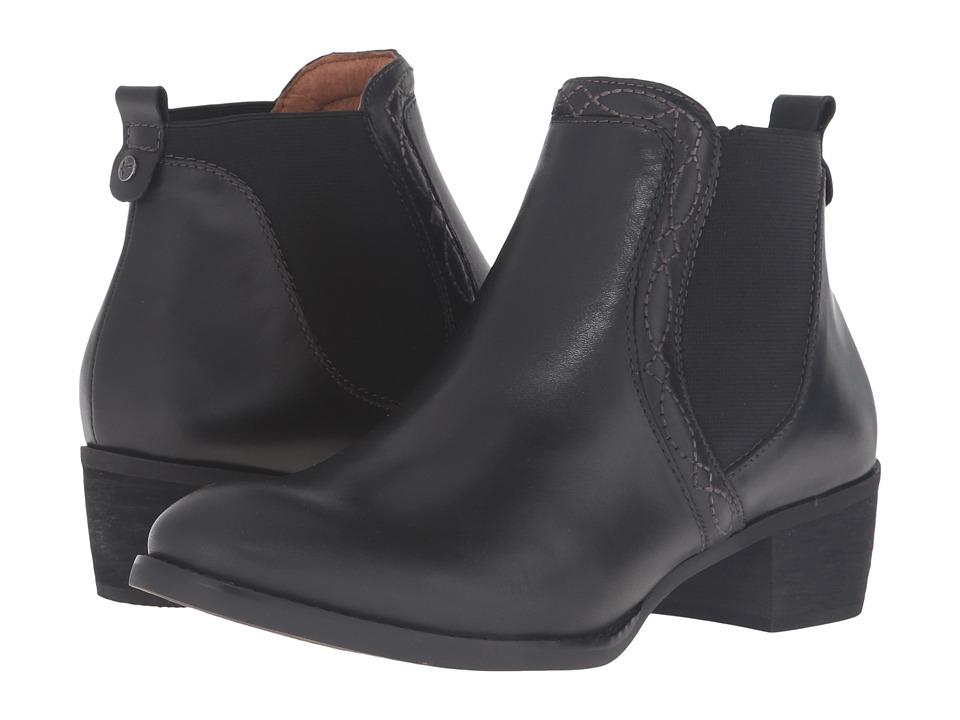 Pikolinos - Hamilton W2E-8706 (Black) Women's Shoes