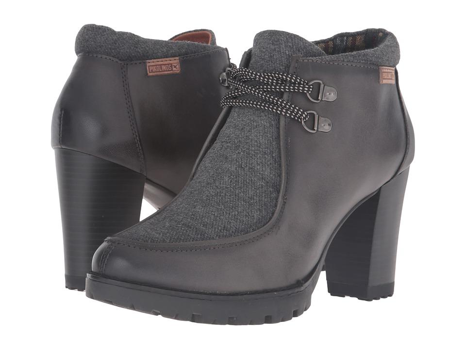 Pikolinos - Connelly W3E-7609C1 (Lead) Women's Shoes