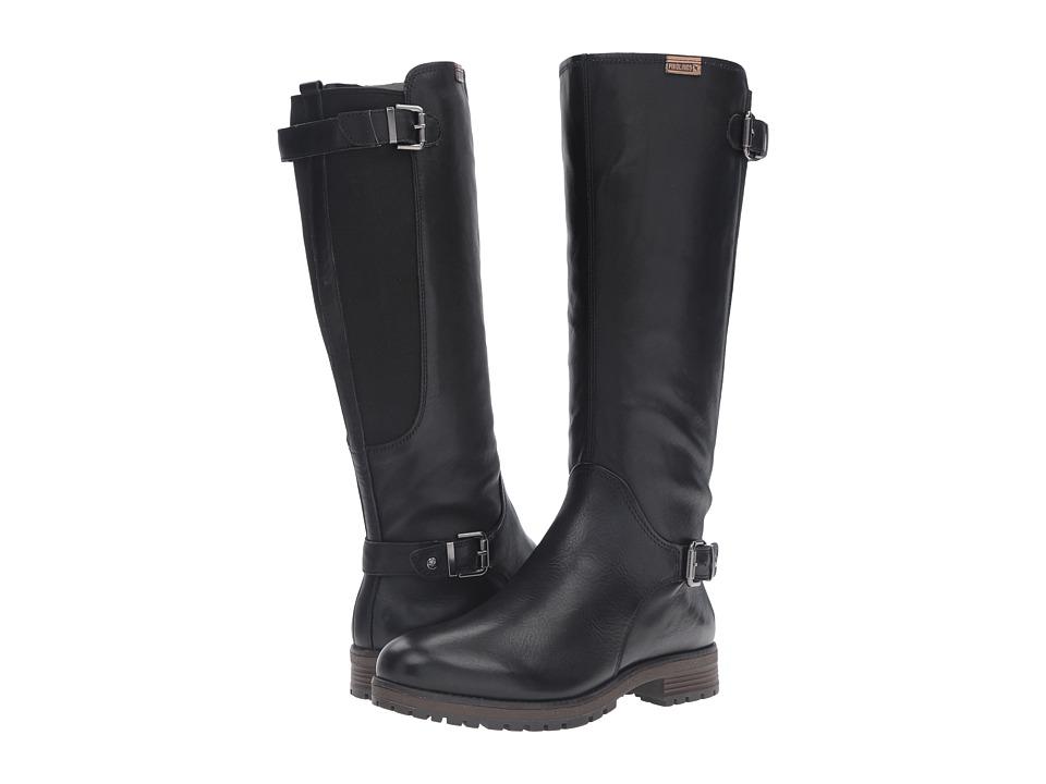Pikolinos - Santander W4J-9590 (Black) Women's Shoes