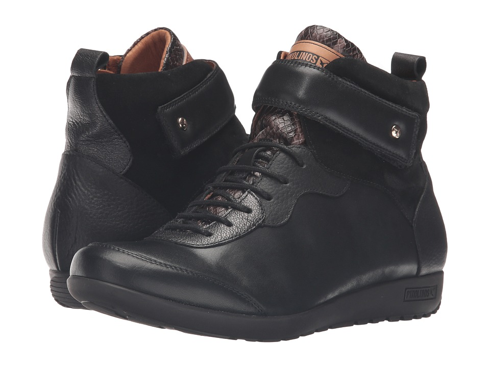 Pikolinos - Lisboa W67-8721 (Black) Women's Shoes