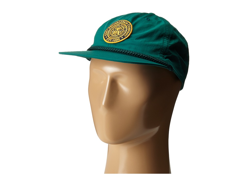 Obey - Commission Hat (Green) Caps