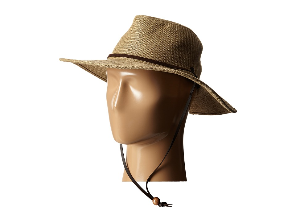 Obey - Mesa Brim Hat (Natural) Caps