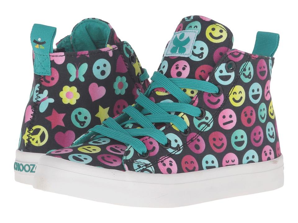 CHOOZE - Spark (Toddler/Little Kid/Big Kid) (Emote) Girls Shoes