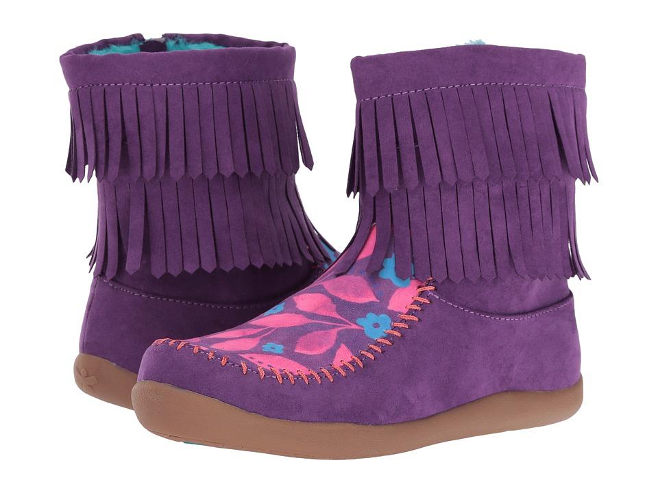 CHOOZE - Fringe (Toddler/Little Kid/Big Kid) (Precious) Girl's Shoes