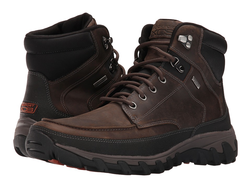 Rockport Cold Springs Plus Moc Boot (Brown) Men