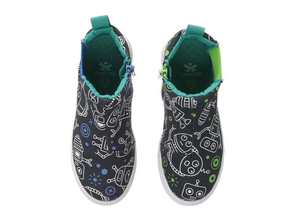 CHOOZE - Rocket (Toddler/Little Kid/Big Kid) (Bot) Boy's Shoes