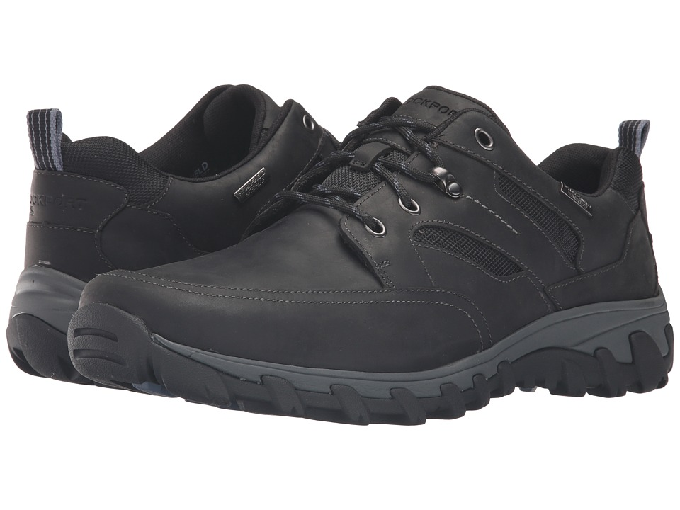 Rockport - Cold Springs Plus Mudguard (Black II) Men's Shoes