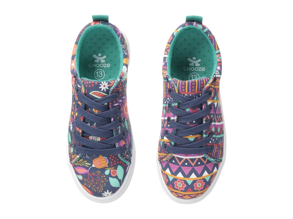 CHOOZE - Big Choice (Toddler/Little Kid/Big Kid) (Boho) Girl's Shoes
