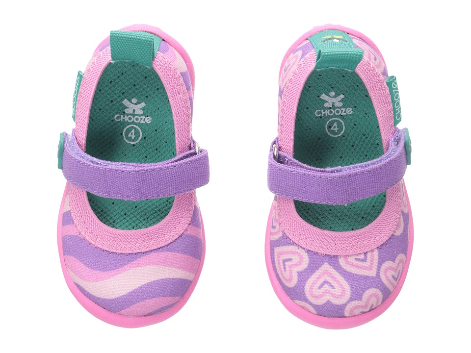 CHOOZE - Jump (Toddler/Little Kid) (Sweetie) Girl's Shoes