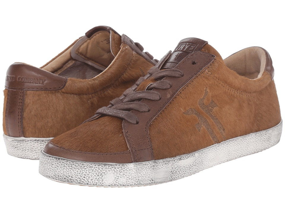 Frye - Dylan Low Lace (Cognac) Women's Lace up casual Shoes