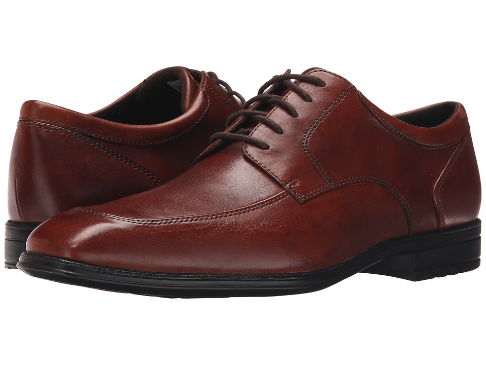 Rockport - Fairwood Maccullum (New Brown) Men's Lace up casual Shoes