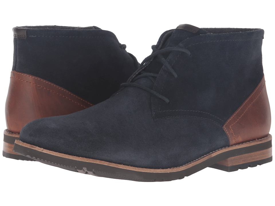 Rockport - Ledge Hill 2 Chukka (New Dress Blues) Men's Shoes