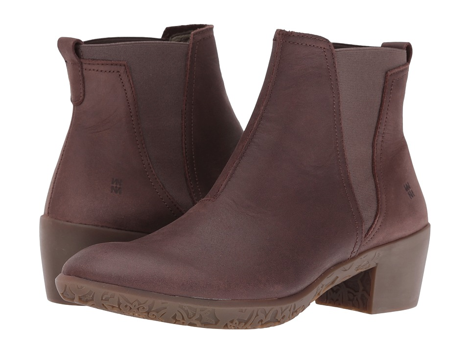 El Naturalista Alhambra NG13 (Brown) Women's Shoes