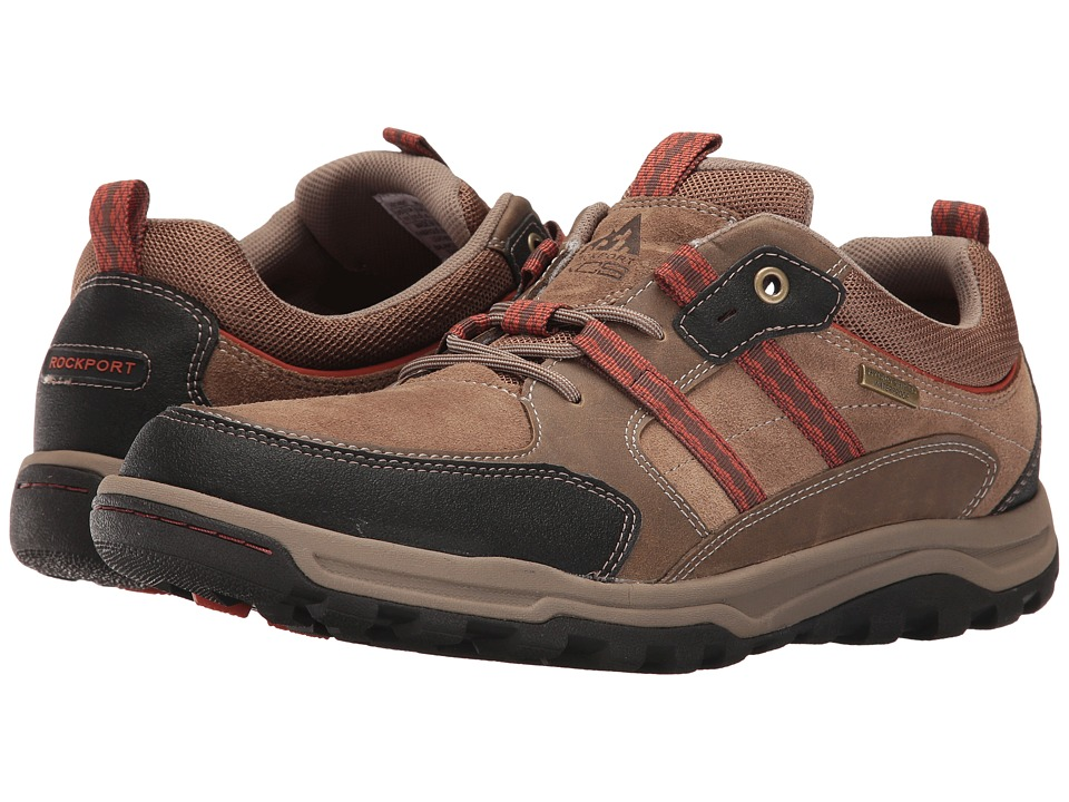 Rockport - Trail Technique Waterproof 3-Eye (New Vicuna) Men's Shoes