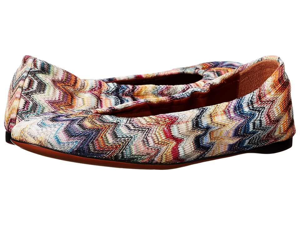 Missoni - Raschel Ballerina (Multi) Women's Sandals