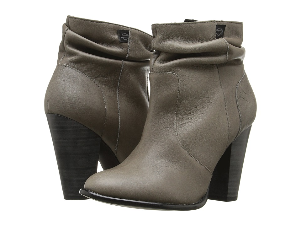 Harley-Davidson - Stonebrook (Grey) High Heels