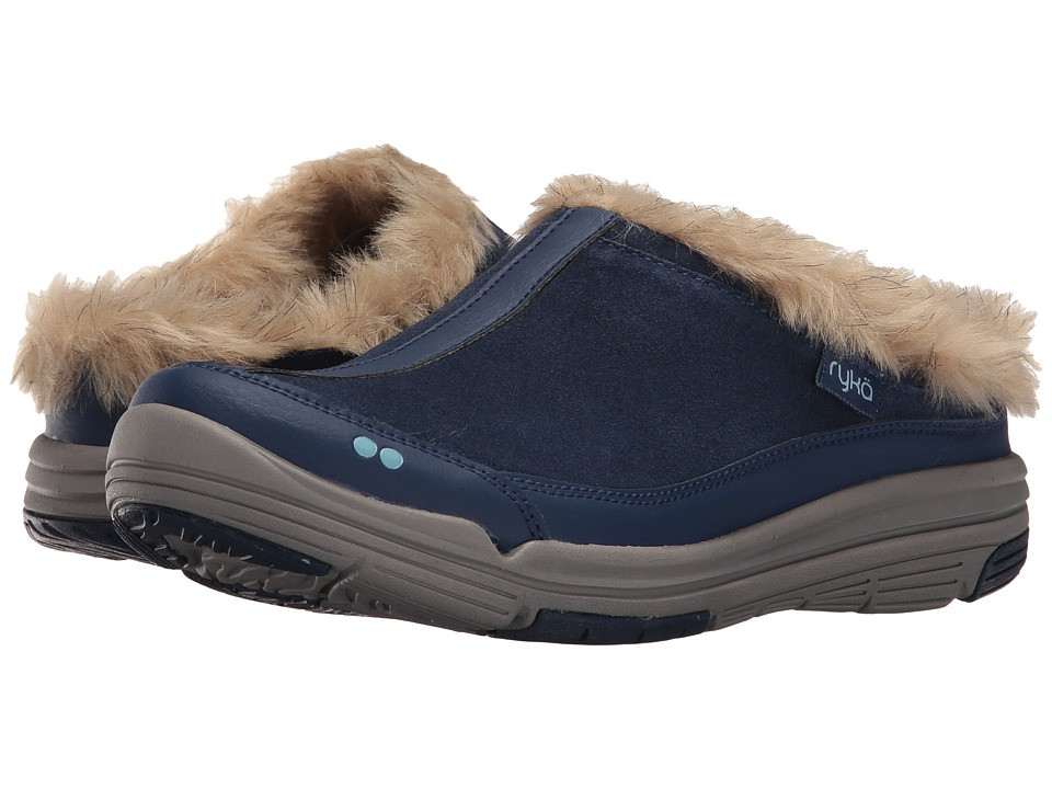 Ryka Azure SML (Jet Ink Blue/Grey) Women