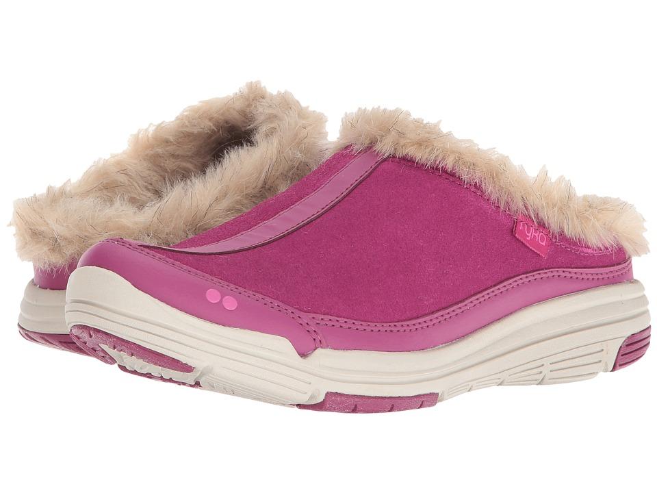 Ryka - Azure SML (Raspberry/Snowline) Women's Shoes