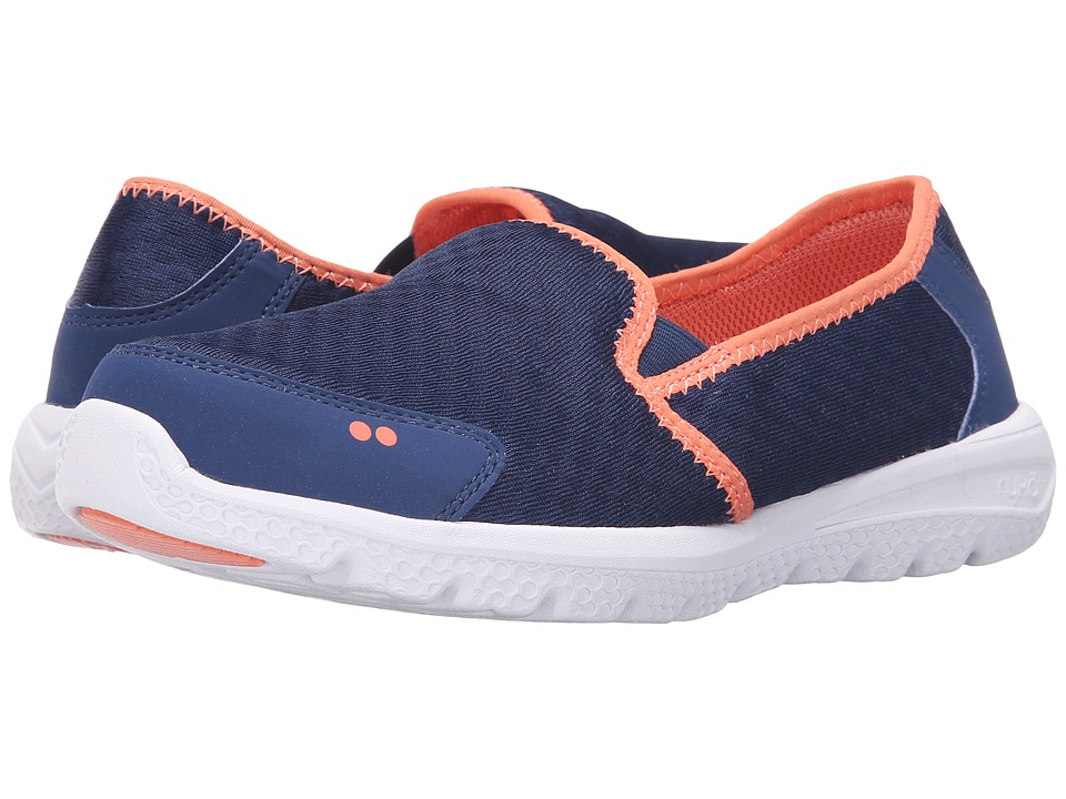 Ryka - Harlow SML (Navy/Coral) Women's Shoes