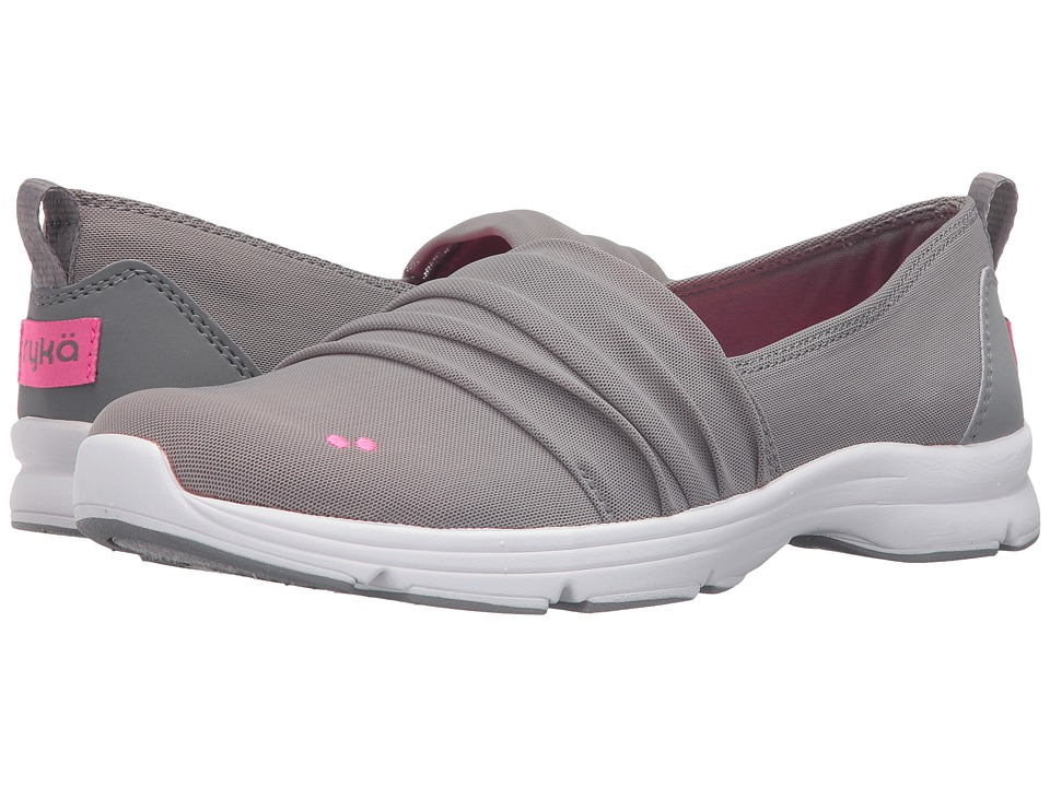 Ryka - Jamboree SML (Grey/Flamingo/White) Women's Shoes