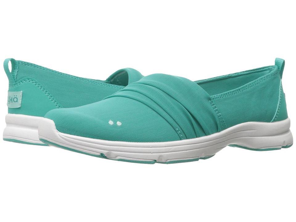 Ryka - Jamboree SML (Teal/Mint/White) Women's Shoes
