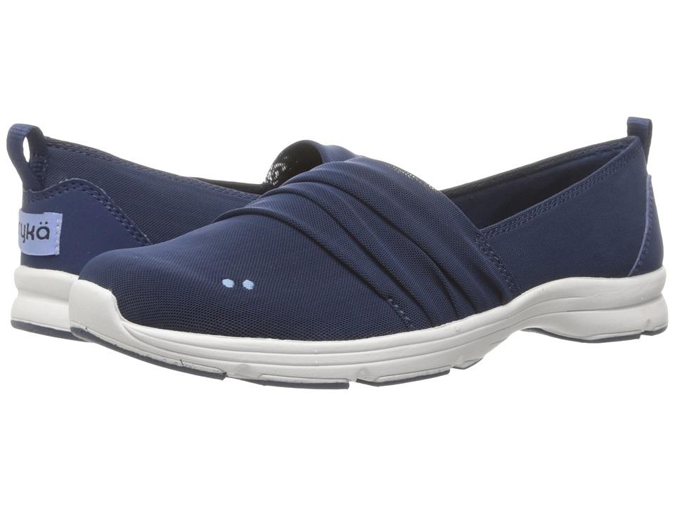 Ryka - Jamboree SML (Jet Ink Blue/Blue/White) Women's Shoes