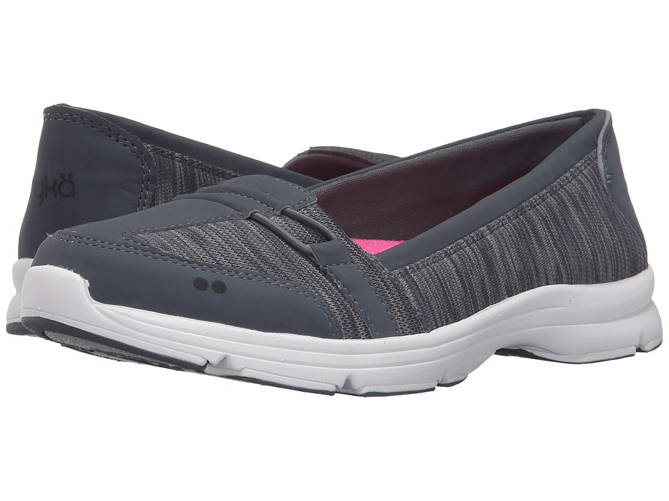 Ryka - Jenny SML (Grey/Black) Women's Shoes