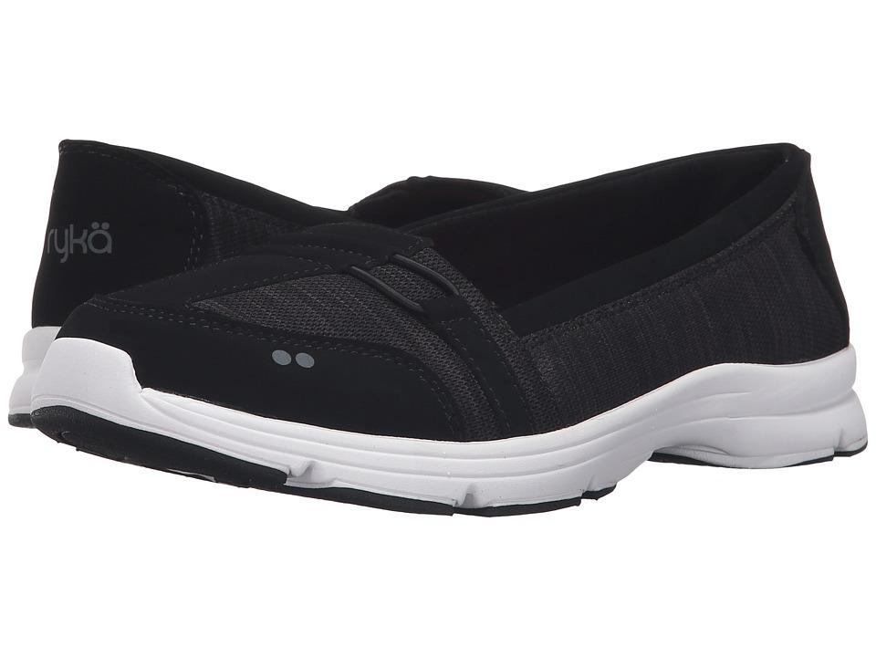 Ryka - Jenny SML (Black/Grey) Women's Shoes
