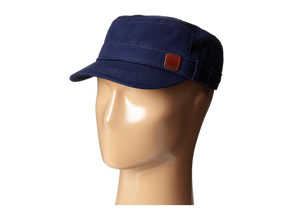 Roxy - Castro Cap (Blue Print) Baseball Caps