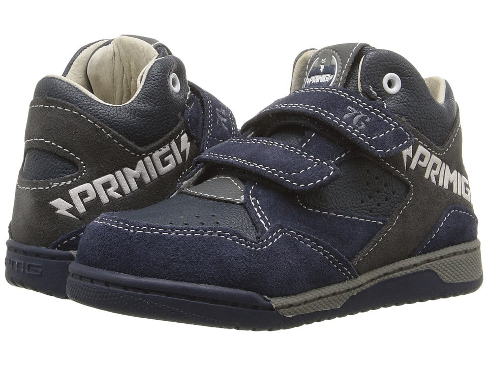 Primigi Kids - Neo B7 (Toddler/Little Kid/Big Kid) (Blue) Boy's Shoes