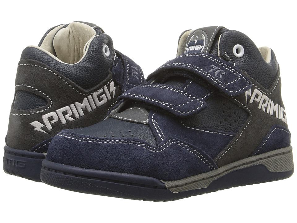 Primigi Kids - Neo B7 (Toddler/Little Kid/Big Kid) (Blue) Boy's Shoes