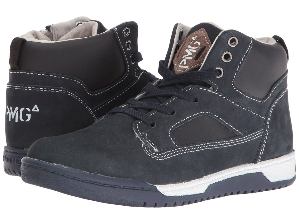 Primigi Kids - Neo B8 (Toddler/Little Kid/Big Kid) (Navy) Boys Shoes