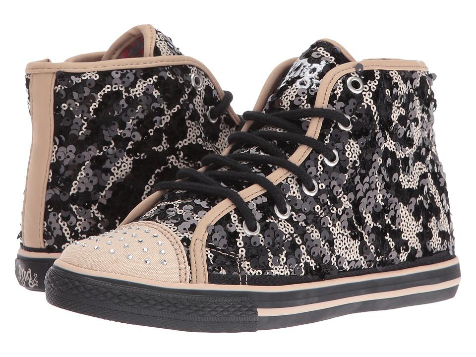 Primigi Kids - College G93 (Toddler/Little Kid/Big Kid) (Black Multi) Girls Shoes