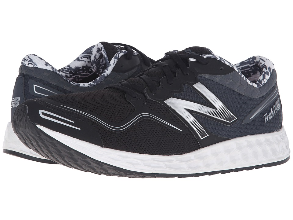 New Balance - M1980V1 (Black/Grey) Men's Shoes