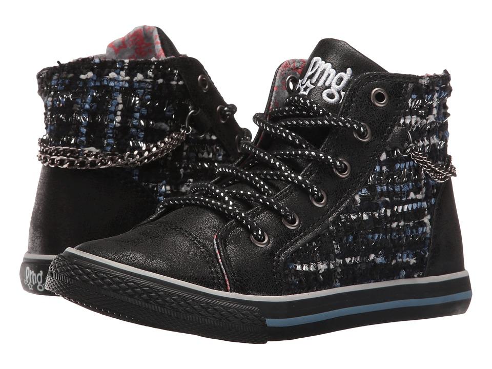 Primigi Kids - College G97 (Toddler/Little Kid/Big Kid) (Black) Girls Shoes