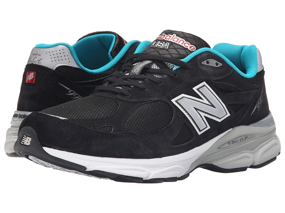 New Balance - M990v3 (Granite) Men