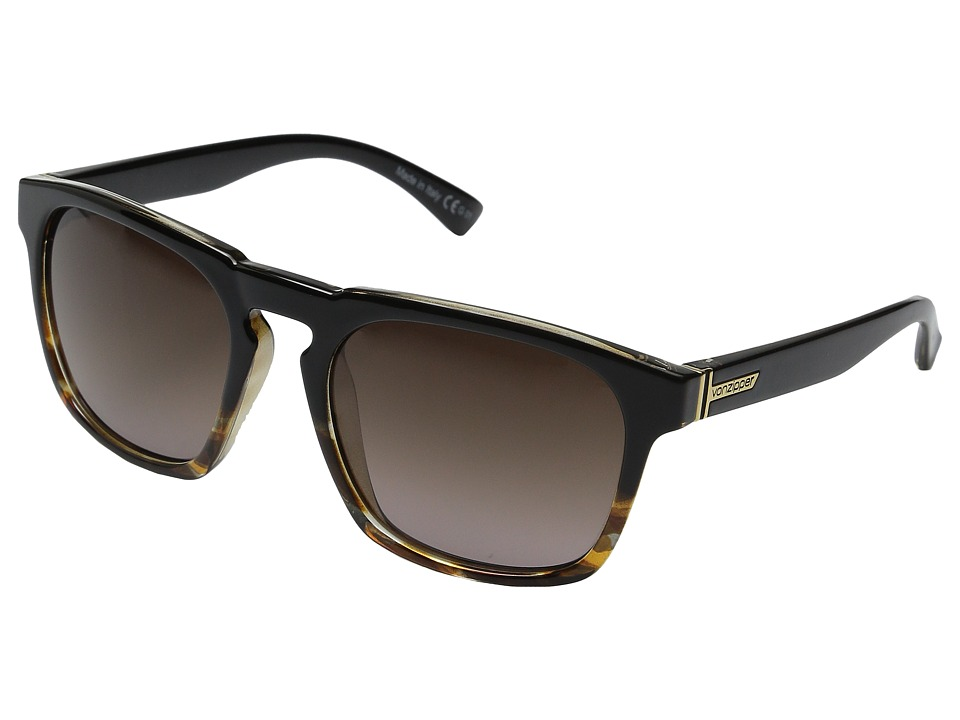 VonZipper - Banner (Tort/Black) Sport Sunglasses