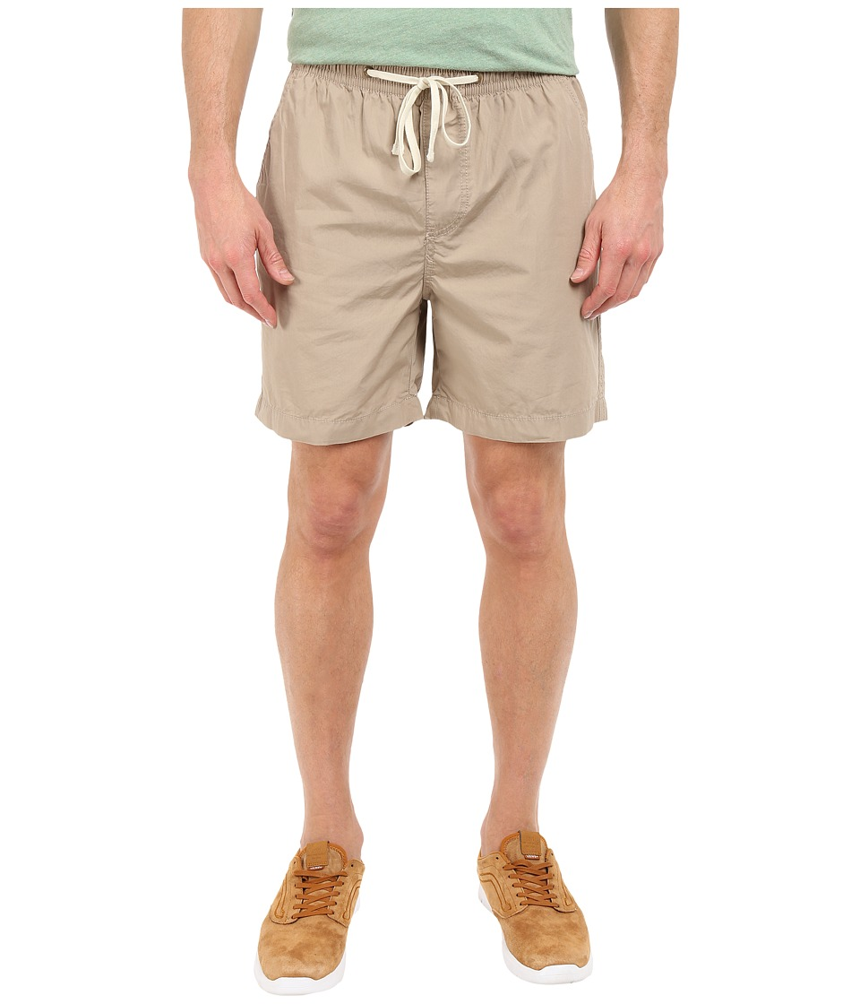 Nautica - Drawstring Shorts Cotton (True Khaki) Men's Shorts