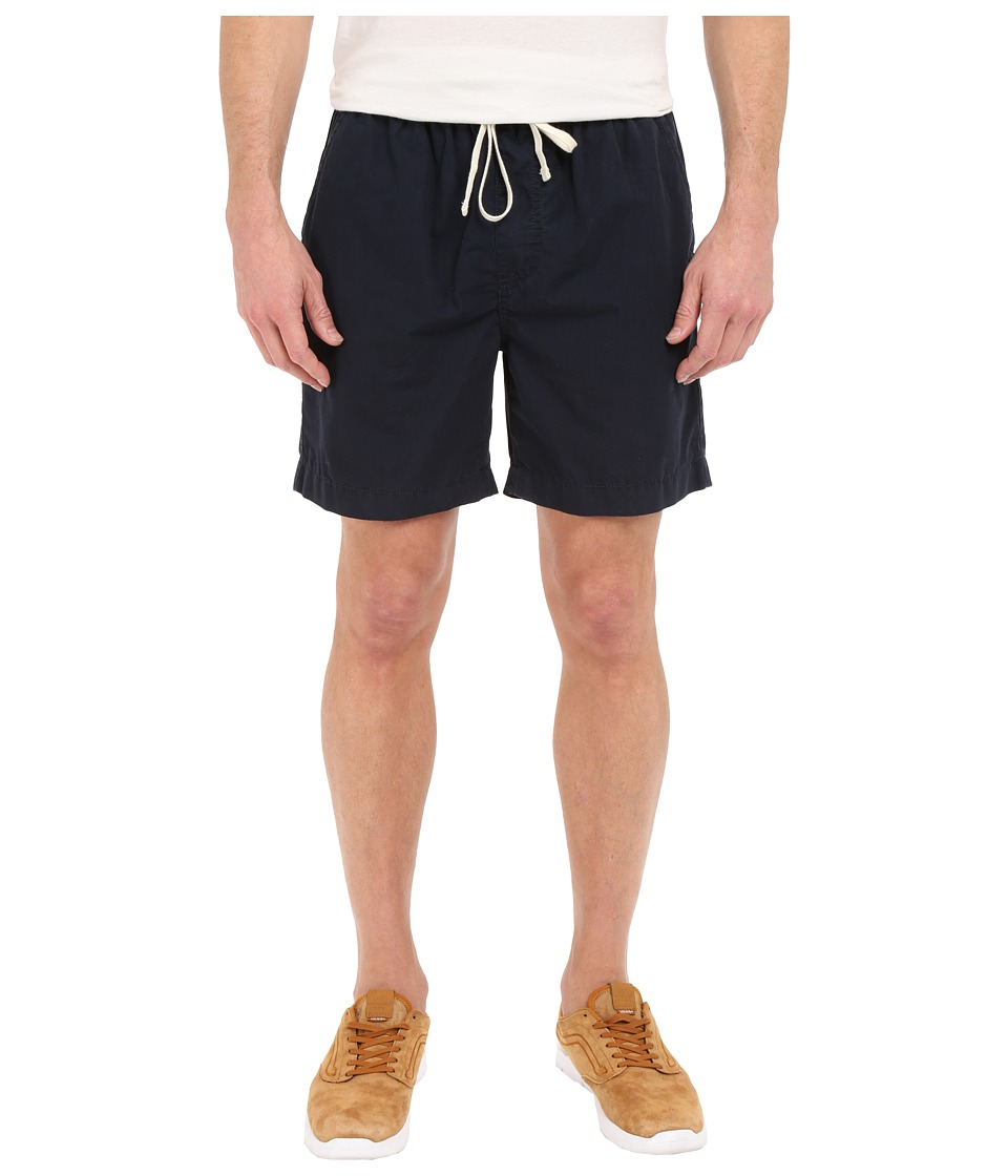 Nautica - Drawstring Shorts Cotton (Navy) Men's Shorts