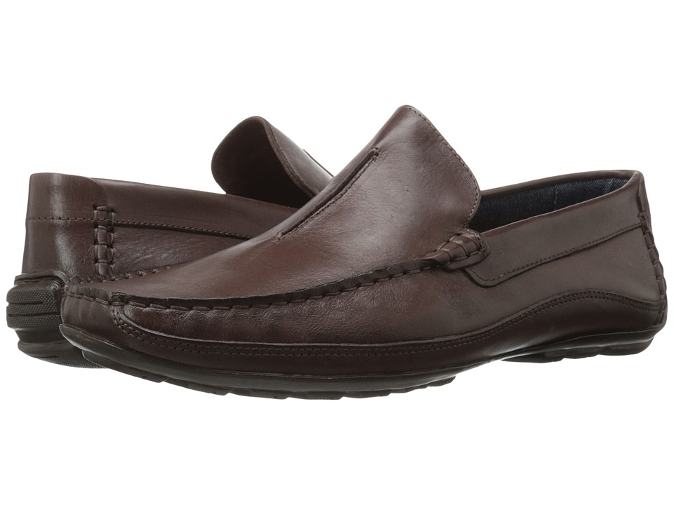 Steve Madden Zeallot (Brown Leather) Men