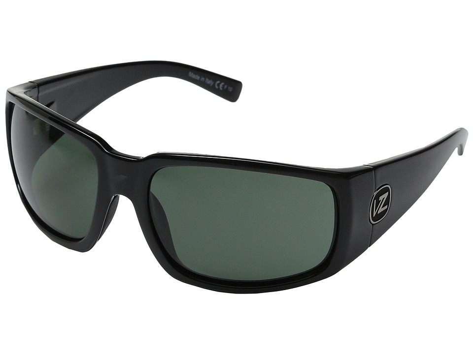 VonZipper - Palooka (Black/Vintage Grey) Sport Sunglasses