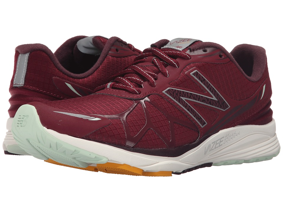New Balance - Wpacev1 (Garnet) Women's Shoes