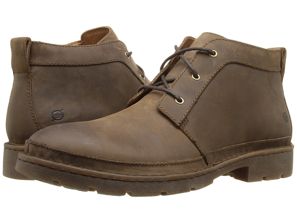 Born Melick (Boardwalk/Dark Brown) Men