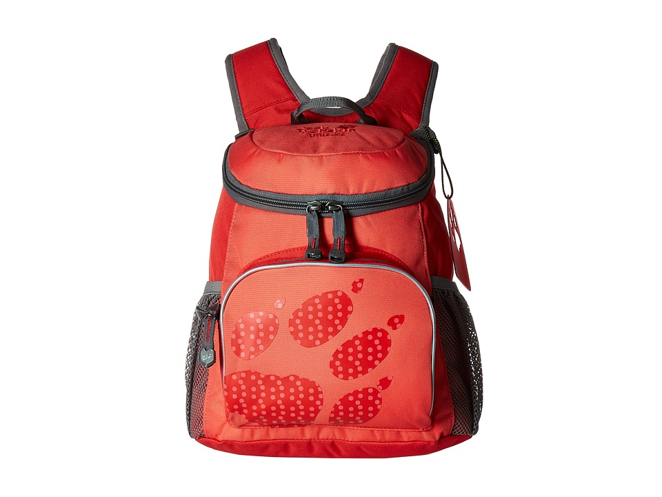 Jack Wolfskin - Little Joe (Kids) (Grapefruit) Backpack Bags