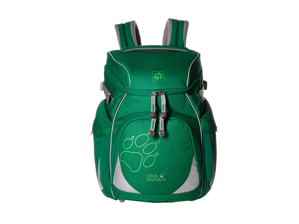 Jack Wolfskin - Classmate (Kids) (Cucumber Green) Backpack Bags