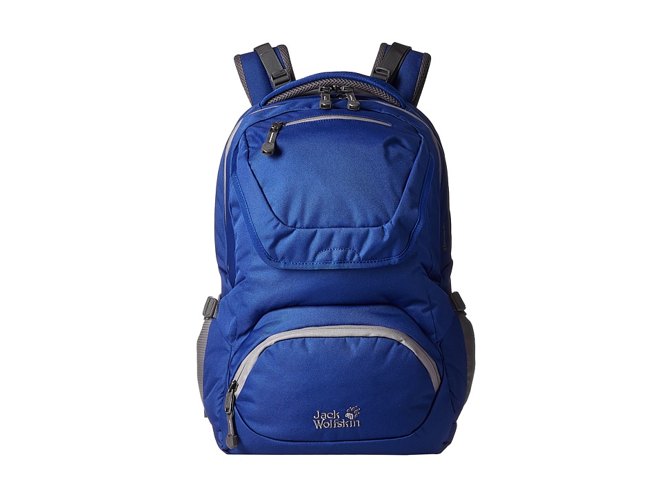 Jack Wolfskin - Ramson 26 Pack (Kids) (Active Blue) Backpack Bags