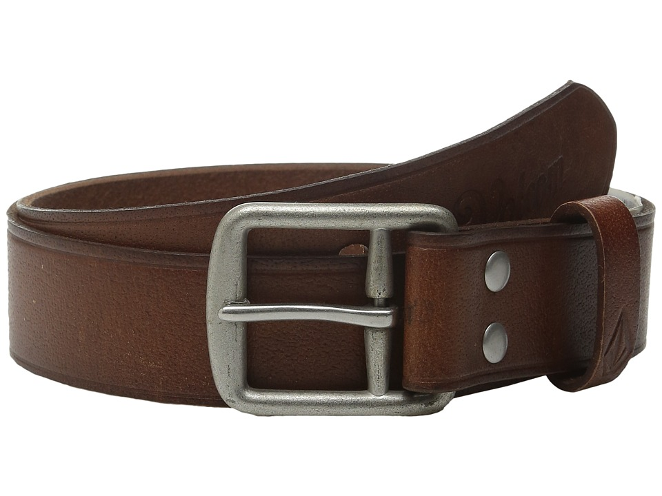 Volcom - Burro (Brown) Men's Belts