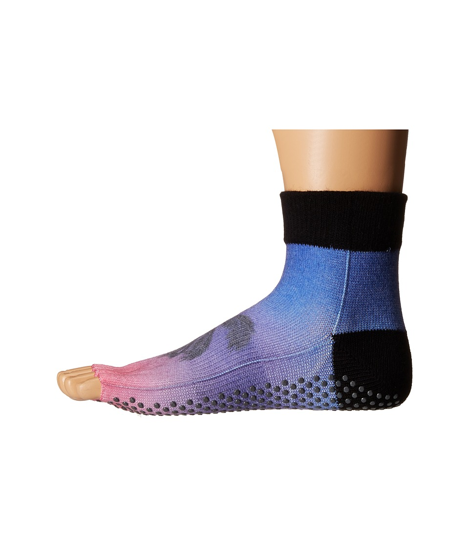 toesox - Ankle Half Toe w/ Grip (Isla) Women's Quarter Length Socks Shoes